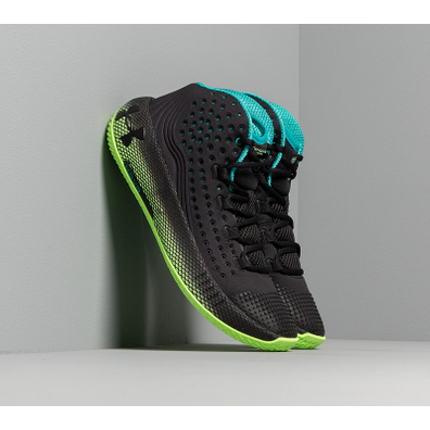 Under Armour HOVR Havoc 2 Black/ Lime Light/ Black productafbeelding