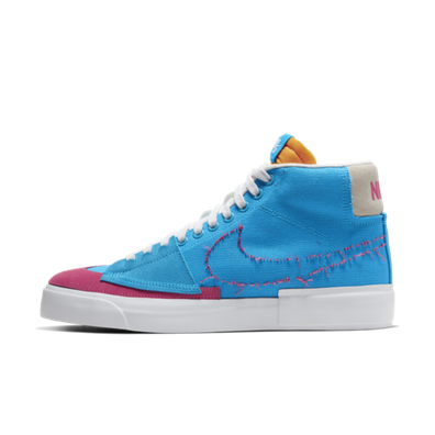 Nike SB Blazer Mid Edge 'Hack Pack-Blue/Pink' productafbeelding