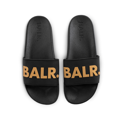 BALR. Slider Black/Gold productafbeelding