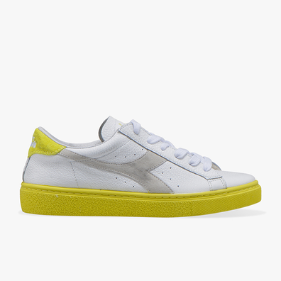 Diadora MONTECARLO H COLOR BLOCK ITA W yellow productafbeelding