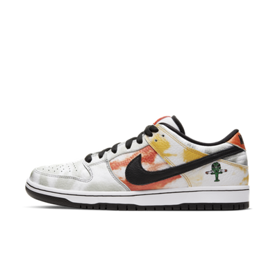 Nike SB Dunk Low 'Raygun Tie-Dye' - Away productafbeelding