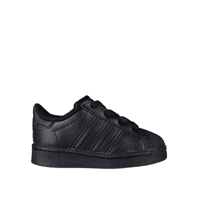 Adidas Superstar Black/Black TS productafbeelding