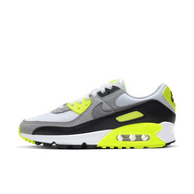 Nike WMNS Air Max 90 OG 'Volt' productafbeelding