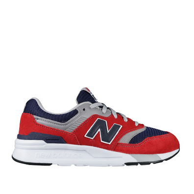 New Balance 997 Red/Blue GS  productafbeelding