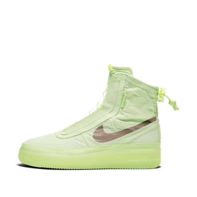 Nike Air Force 1 High Shell 'Volt' productafbeelding