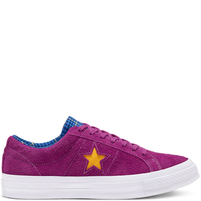 ONE STAR OX ROSE MAROON/RUSH BLUE productafbeelding