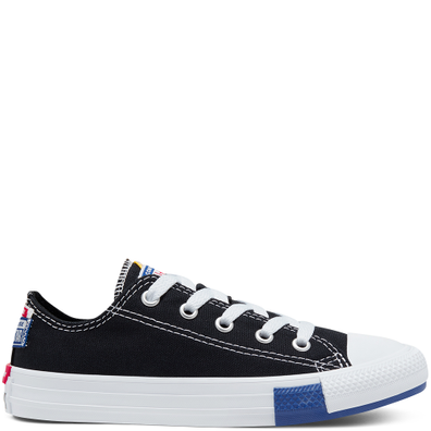 CTAS OX ZWART/RUSH BLUE/UNIVERSITY RED productafbeelding