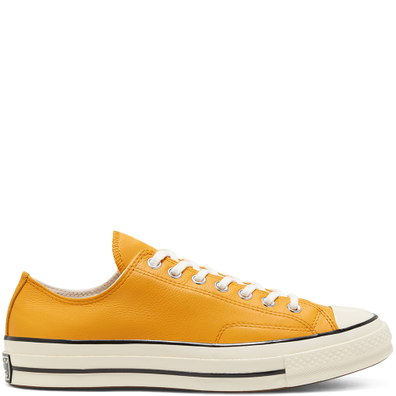 Unisex Seasonal Color Leather Chuck 70 Low Top productafbeelding