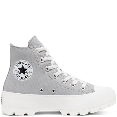 Lugged Seasonal Color Chuck Taylor All Star High Top voor dames productafbeelding