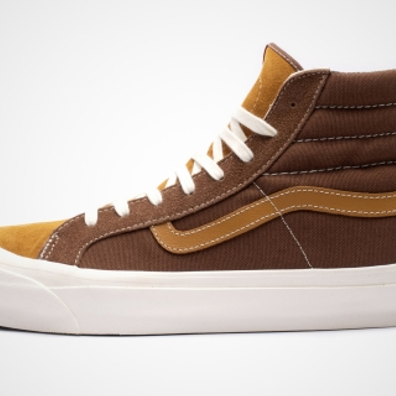 Vans OG Style 138 LX Suede productafbeelding