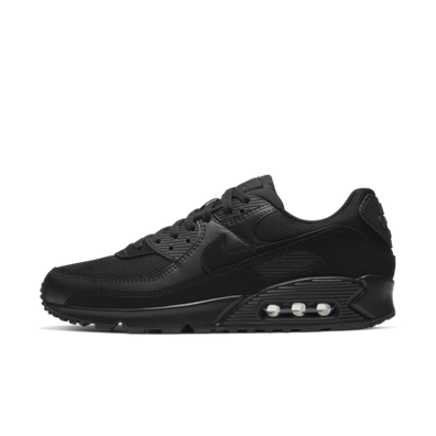 Nike Air Max 90 Re-Craft 'Triple Black' productafbeelding