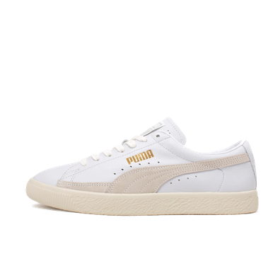 Puma Basket 90680 Lux 'White' productafbeelding