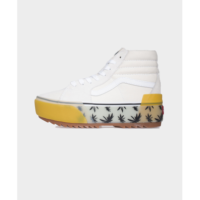 Vans Sk8-Hi Stacked Lx White productafbeelding
