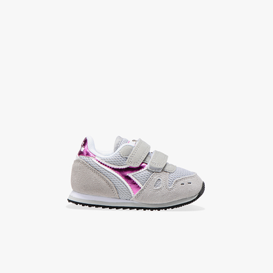 Diadora SIMPLE RUN TD GIRL gray productafbeelding