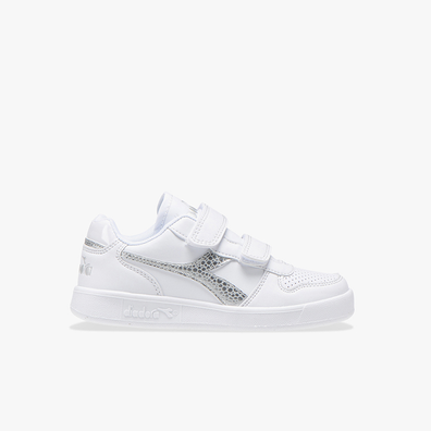 Diadora PLAYGROUND PS GIRL white productafbeelding