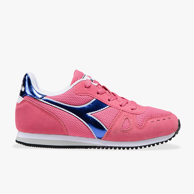 Diadora SIMPLE RUN GS GIRL pink productafbeelding