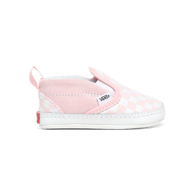 VANS Checkerboard Slip-on V Crib  productafbeelding