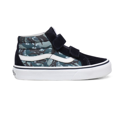 VANS Animal Camo Sk8-mid Reissue V  productafbeelding