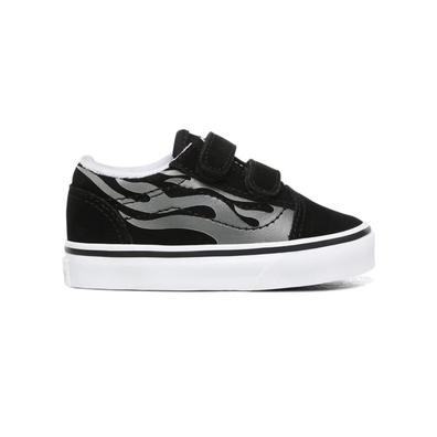 VANS Suede Flame Old Skool V  productafbeelding