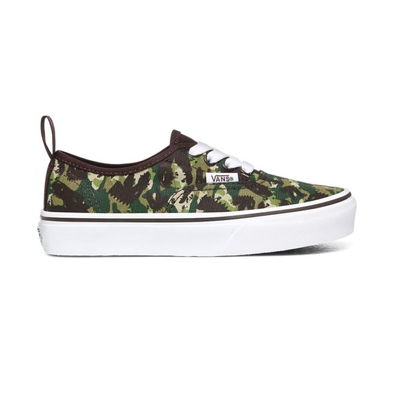 VANS Animal Camo Elastic Lace Authentic  productafbeelding