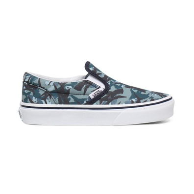 VANS Animal Camo Classic Slip-on  productafbeelding