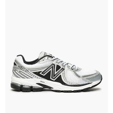 New Balance ML860 D White Grey productafbeelding