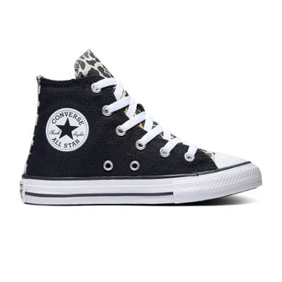 Converse All Stars Chuck Taylor 667206C Zwart / Wit / Bruin productafbeelding