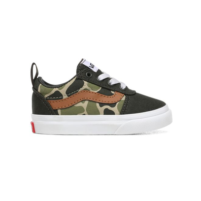 VANS Frog Camo Ward Slip-on  productafbeelding