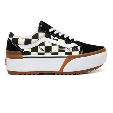 VANS Checkerboard Old Skool Stacked  productafbeelding