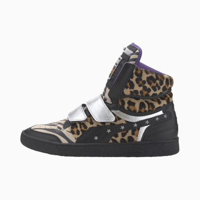 Puma Ralph Sampson Mid X Paul Stanley Trainers productafbeelding