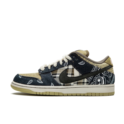 Travis Scott x Nike SB Dunk Low productafbeelding