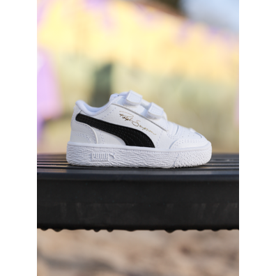 Puma Ralph Sampson low White/black TS productafbeelding