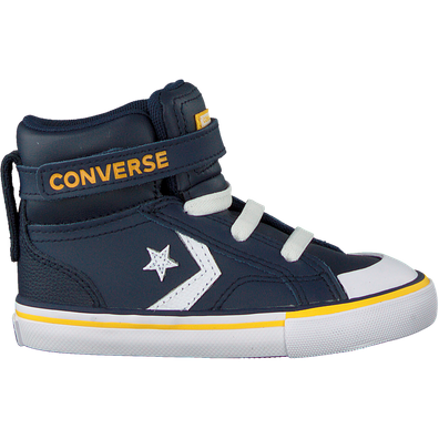 Converse All Stars Pro Blaze Strap 766938C Blauw / Geel / Wit productafbeelding
