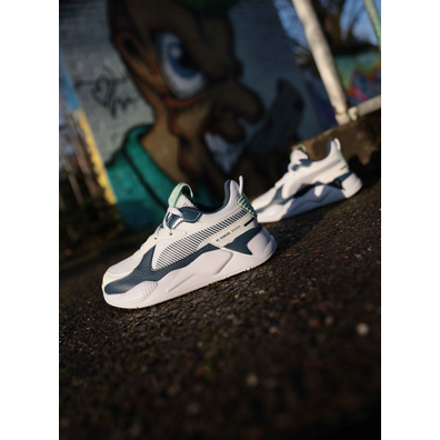 Puma Rs-X Joy White/Dark Denim PS productafbeelding