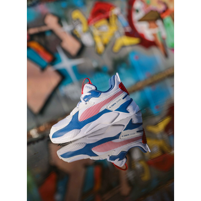 Puma Rs-X Joy White/Red/Blue PS productafbeelding