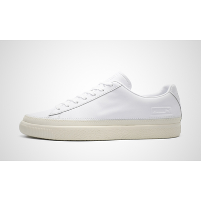 Puma Basket Trim PRM White productafbeelding
