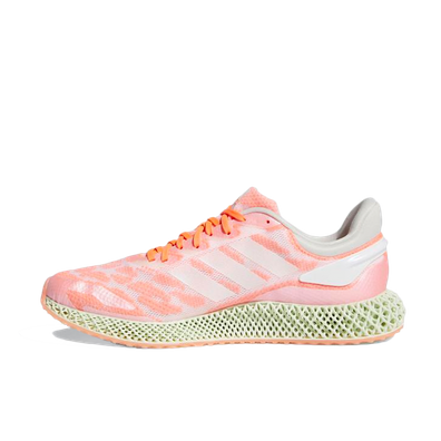 adidas 4D Run 1.0 'Signal Coral' productafbeelding