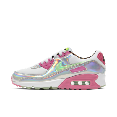Nike Wmns Air Max 90 LX 'Laser Fuchsia' productafbeelding