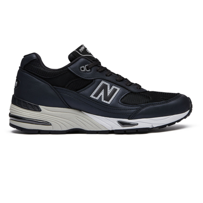New Balance blue M991 low top productafbeelding