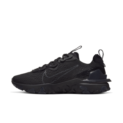 Nike React Vision D/MS/X 'Black' productafbeelding