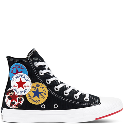 Unisex Logo Play Chuck Taylor All Star High Top productafbeelding