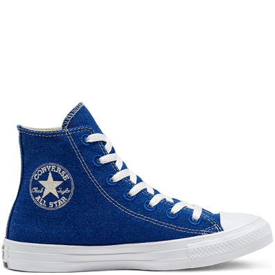Renew Cotton Chuck Taylor All Star High Top voor kleuters productafbeelding