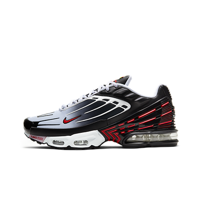 Nike Air Max Plus III Black University Red productafbeelding