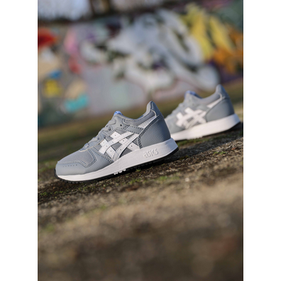Asics Lyte classic sheet Rock/white PS productafbeelding