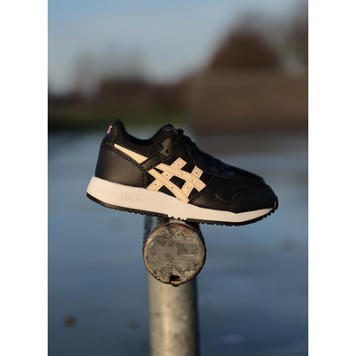 Asics Lyte classic Black/Cozypink PS productafbeelding