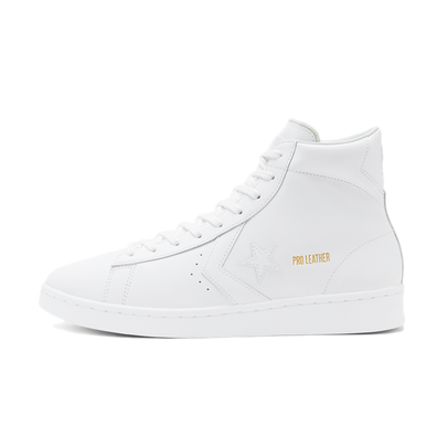 Converse Pro Leather Mid 'White' productafbeelding