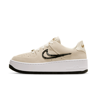 Nike W AF1 Sage Low LX Light Cream Black productafbeelding