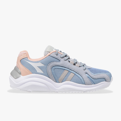 Diadora WHIZZ 370 WN blue productafbeelding