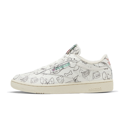 Tom & Jerry X Reebok Club C 85 productafbeelding
