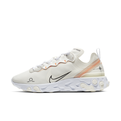 Nike React Element 55 Schematic 'Orange' productafbeelding
